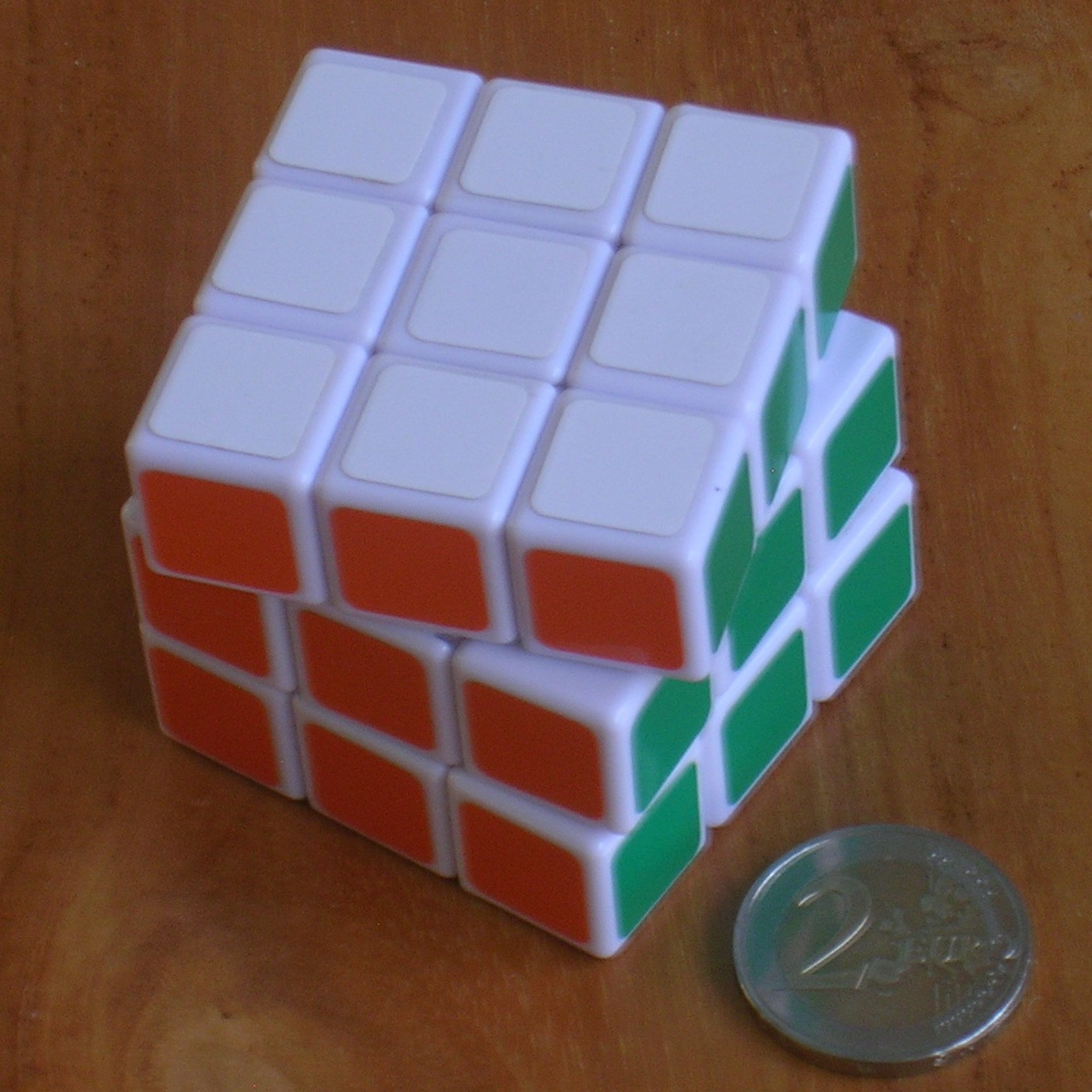 Small Cubes And Limited P: Puzzle Gallery