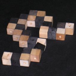 Snake Cubes Cubra