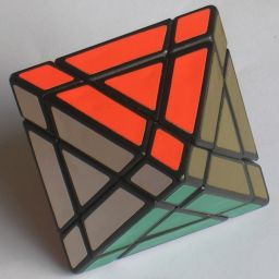 Corner-turning Octahedron / Christoph's Jewel / Trajber's Octahedron