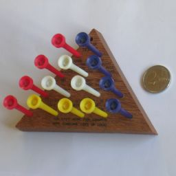 Triangle Peg Solitaire